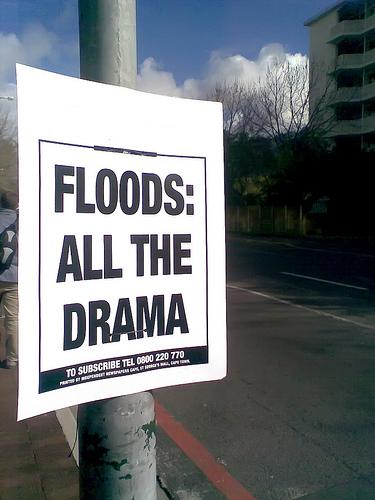 Floods: All the Drama