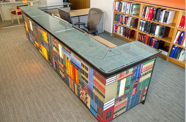 PerkinsCoie desk