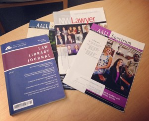 AALL Publications